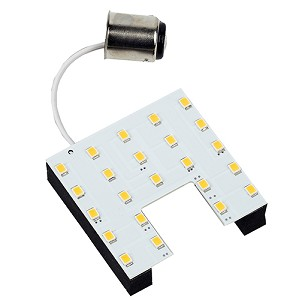 Imtra BAY15d LED Bulb 23 SMD Array | 12 volt LED Replacement Bulbs