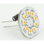Imtra Mini G4 Back Pin 9 SMD LED | 12 volt LED Replacement Bulb