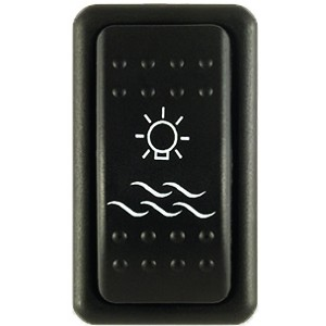 Lumishore Lumi-Switch: 2 Speed Strobe, Brightness Control, Color Fade