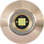 Lumishore TIX202, 43W Thru-Hull Underwater Light