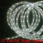 Imtra 12 Volt DC LED IP65 Rope Lights | Blue, Green, Red, WW or WH LEDs