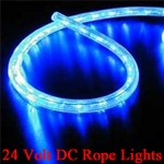 Imtra 24 Volt DC LED IP65 Rope Lights | Blue, Green, Red, WW or WH LEDs