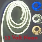 12VDC Neon LED IP66 Rope Light