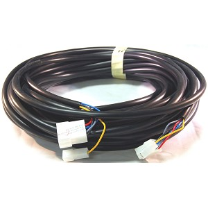 Side-Power Control harness, 4-wire, 15m (49')