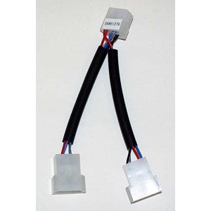 Side-Power Y-Cable 5-wire for 2 bow thrusters to single thruster control