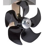 Side-Power 5-Blade Composite Propeller for SE60, SE80, and SE100 Thrusters