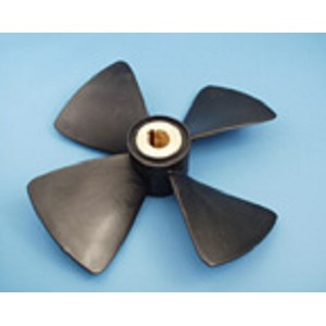 Side-Power 4-Blade Composite Propeller, RH and LH
