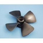 Side-Power 4-Blade Composite Propeller (Pin Drive) for SP30, SP35, and SP40