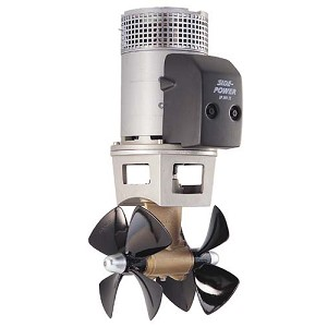 Side-Power SM285TCi, 24V/48V Twin Counter-Rotating Prop Thruster - 285Kg/627Lb (20HP)*