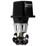 Side-Power SE100/185T 12V or 24V, Twin Prop IP Thruster -  100Kg/220Lb (8HP)