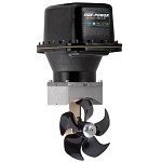 Side-Power SE60/185S 12V or 24V, Single Prop IP Thruster - 60Kg/132Lb (4HP)