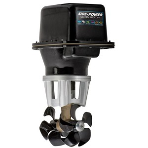 Side-Power SEP80/185T 12V and 24V Twin Prop, IP Thruster- 80Kg/176Lb