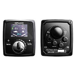 Zipwake Control Panel S with Standard 7M Cable