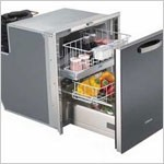 Isotherm Drawer 55 Stainless Steel, Frost-Free Deep Freezer