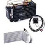 Isotherm Compact 2010 Air-Cooled Build-In Fridge - L Evaporator