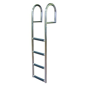Jif Marine Stationary Dock Ladder 4 5 Or 6 Steps With