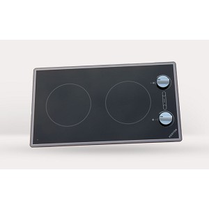 Cortez Electric Cooktop | Dual Burner Cooktop by Kenyon