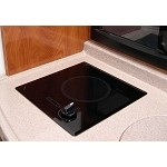 Mediterranean Electric Cooktop | Single Burner Cooktop by Kenyon