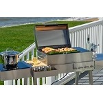 Kenyon Frontier Grill | Portable Electric Grill with 1 Burner