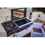 Kenyon No-Lid Grill | Built-In Electric Grill without Lid
