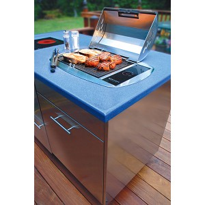 Kenyon Rio Grill | Built-In, Single Burner Electric Grill