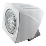 Lumitec Cayman SuperWhite LED Bracket Mount, IP67 Flood Light | 12-24 Volt LED Light