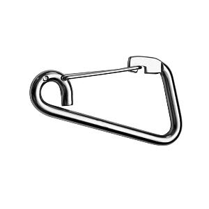 Mantus Carabiner | 1/2 and 5/8 Inches