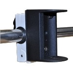 Pulpit Bow or Stern Rail Mount Bracket For Horizontal Railings