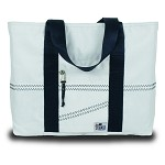 Newport Medium Tote in Blue or Red