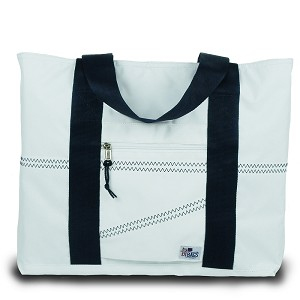 Newport Large Tote, Blue or Red