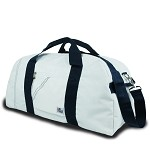 Newport Lg. Sq. Duffel, Blue or Red