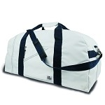 Newport XL Sq. Duffel, Blue or Red