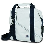 Newport 12-pack soft CoolerBag, Blue or Red