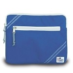 Chesapeake iPad Sleeve, Naut. Blue or True Red w/Grey Trim or White w/Blue Trim