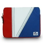Tri-Sail ipad Sleeve, Tri-Sail multi color (red, white & blue)