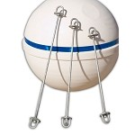 Ace Fixed Mooring Buoy Hardware Kit | 18 Inch Buoy Holder