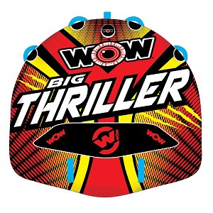 WOW Watersports Big Thriller Towable - 2 Person